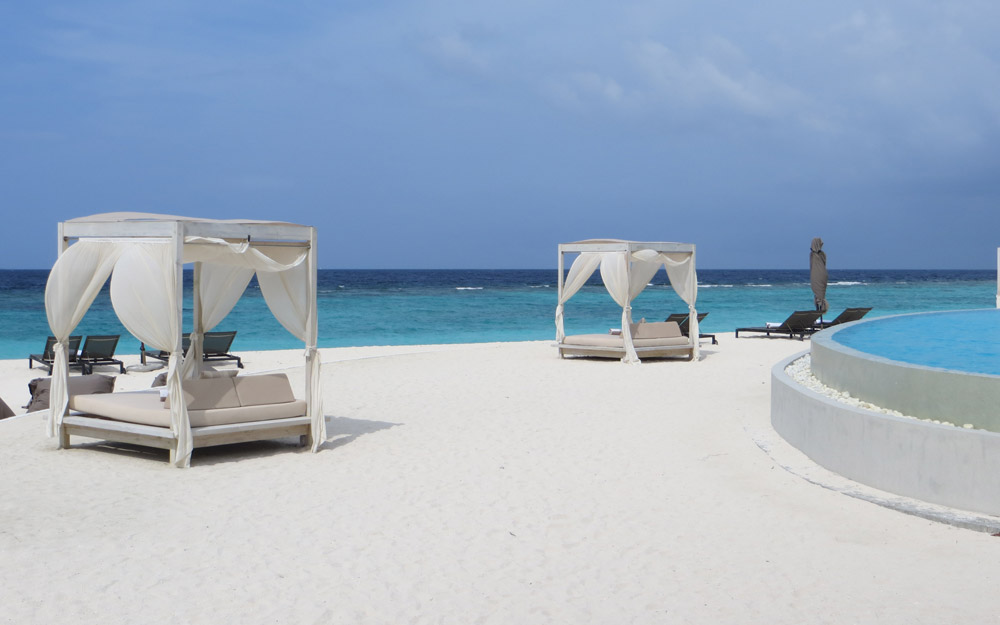 Ins Bootcamp  auf die Malediven